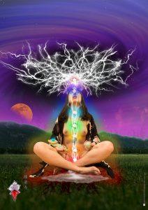 Wang Lin - Jasmin -Meditation - Chakra-small
